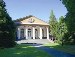 Prírodné liečebné kúpele SMRDÁKY Smrdáky