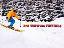 Ski centrum KOZINEC Zázrivá