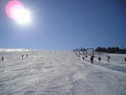 Ski centrum Polhorský Hrádok Oravská Polhora
