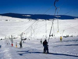 Ski centrum Strednica Ždiar Ždiar