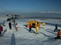 Ski centrum ŽIARCE Pavčina Lehota