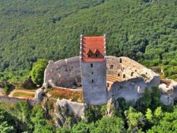 Topoľčiansky hrad Podhradie TO