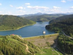 Vodná nádrž NOVÁ BYSTRICA Nová Bystrica (Čadca)
