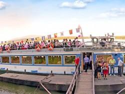 Vyhliadkové plavby na Oravskej priehrade Námestovo
