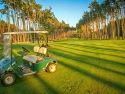 White Eurovalley Golf Park Malacky