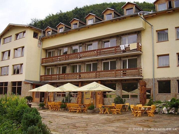 Horský hotel JAVORNÁ #1