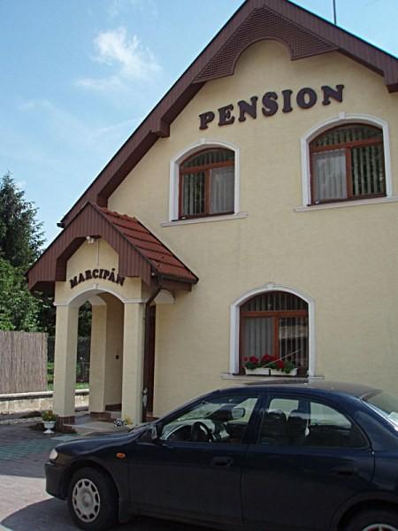 Pension MARCIPÁN + apartmán #2