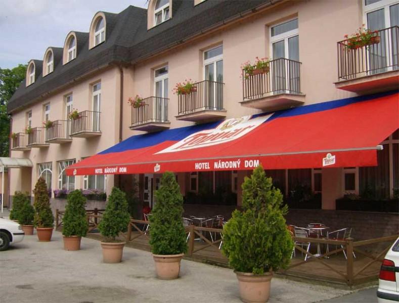 Hotel NÁRODNÝ DOM #1