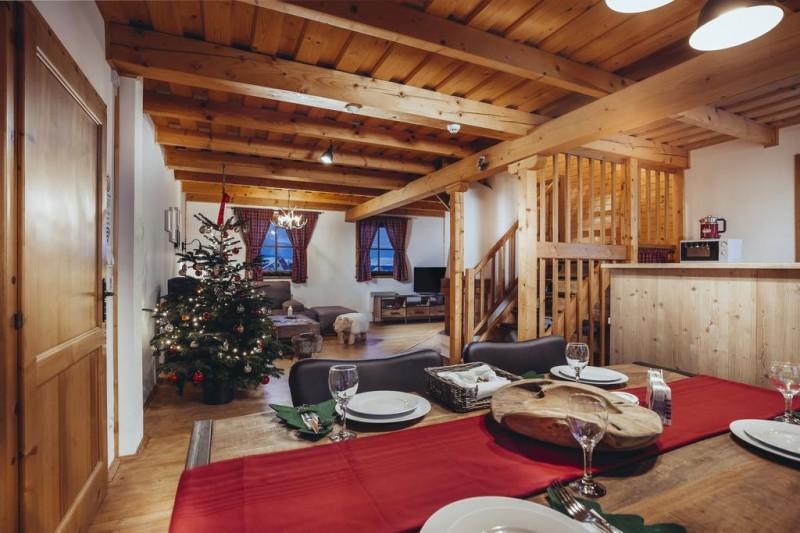 Liptovské chaty #13