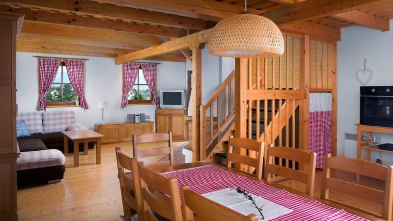 Liptovské chaty #36