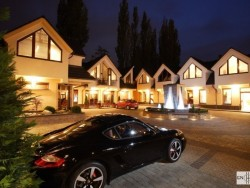 ENCHANTE hotel & restaurant Prešov