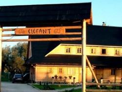 Penzión ELEFANT Dolné Lefantovce