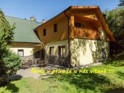 Chata Valachovka - Veľká chata Vyhne