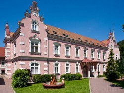 Kurhaus ATLANTIS Trenčianske Teplice (Trentschin-Teplitz)