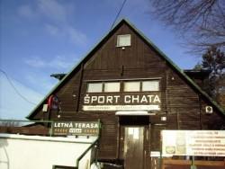 SPORT CHATA Nová Lehota (Újszabadi)