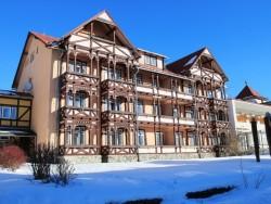 Apartmány BRANISKO Nový Smokovec