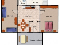 Apartmány Westend - Thermal VADAŠ Resort  #12