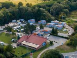 Camp Route E58 Košice