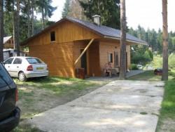 Chatky - Camping STARÁ HORA #8