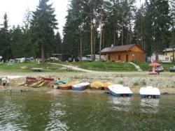 Chatky - Camping STARÁ HORA #9