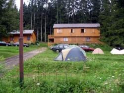Chatky - Camping STARÁ HORA #14