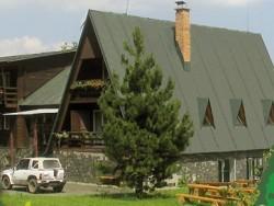 Hütte Borinka Králiky