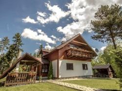 Chata Bystrina Košiarny Briežok