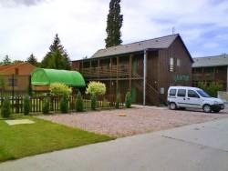 Gästehaus KAKTUS Štúrovo