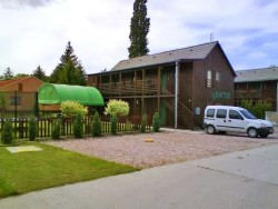 Chata KAKTUS Štúrovo