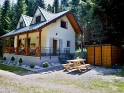 Chata Malý Sokol Košiarny Briežok