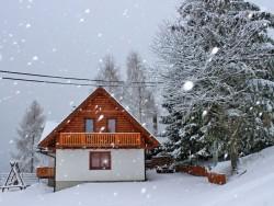 MARGIT Hétvégi ház Oravská Lesná (Erdőtka)