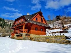 Cottage MOTYL Zázrivá