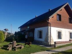 Chata NIKOL Oravská Lesná