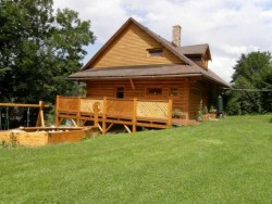 Wooden cottage POD HOROU Oščadnica