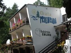 Chata PRIEHRADA Nedožery - Brezany