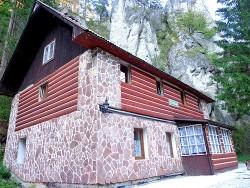 Chata SÚĽOVČANKA Súľov - Hradná