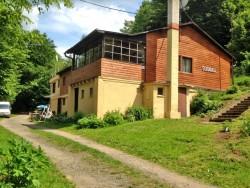 Hütte Surianka Sklené Teplice (Glashütte)