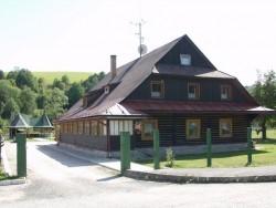 U Financa Üdülőház Malý Lipník (Kishárs)