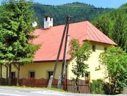 Chata U Potoka Staré Hory