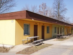Chatky Okál - RSMS - Kunovská Priehrada Senica