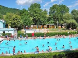 Chatová osada + ATC - Termálne kúpalisko CHALMOVÁ Bystričany - Chalmová