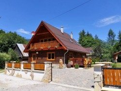 Holzhütte Na Myte Mýto pod Ďumbierom (Mauth)