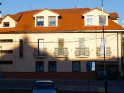 HONT - stav apartmány Krupina