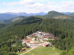 Horský hotel ŠACHTIČKA Banská Bystrica