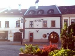 ČIERNY OROL szálloda Rožňava (Rozsnyó)
