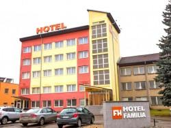 Hotel FAMILIA Stará Ľubovňa