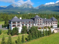 Hotel HUBERT Vital Resort Gerlachov VT