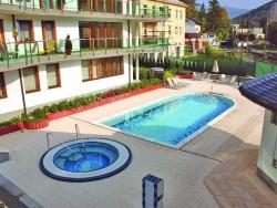 Hotel KRISTOFF Trenčianske Teplice (Trencsénteplic)