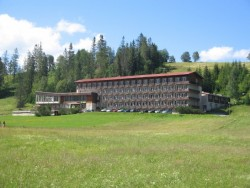 Hotel MAGURA Ždiar (Zsgyár)