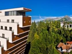 Hotel PANORAMA RESORT Štrbské Pleso (Csorba-tó)